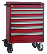 heavy duty singl mobile cabinet