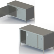 TSOD Series Stainless Steel Cabinet
