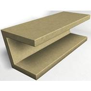 concrete cantilever bench