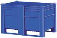 Bulk Storage Bins Forklift Shipping Containers