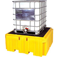 Bulk Storage Bins, Forklift Shipping Containers