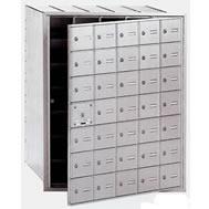 horizontal mailboxes