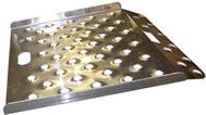 aluminum curb ramps