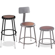 Round Hardboard Stools  sc 1 st  Gilmore-Kramer & Industrial Welded Stools Chairs Footrests Shop Stools Stools ... islam-shia.org