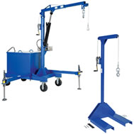 Portable Cantilever Hoists