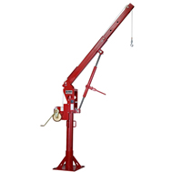 transportable davit crane series 5pt30