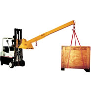 Fork Lift Booms Forklift Mounted Cranes