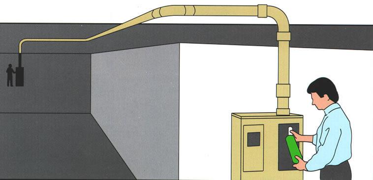 air lift conveyor systems