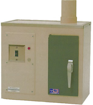 The Type 2 Station is suited for wider and shorter mounting locations.