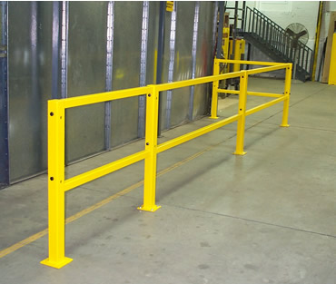 Independent Rail System Guard Rails Guardrail Rail
