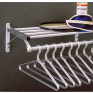 COMMERCIAL AND INDUSTRIAL GARMENT RACK SYSTEMS