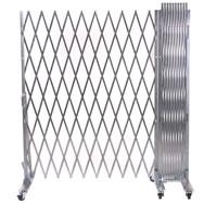 heavy duty steel portable gates