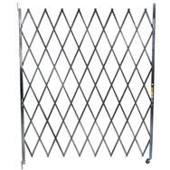 single folding gates