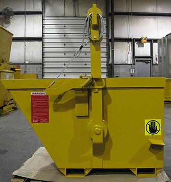 Heavy Crane Buckets, Crane Buckets, Crane Dumping Bucket