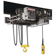 chester low headroom chain hoist