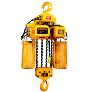 ner large capacity electric chain hoist