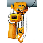nerp and nerg large capacity electric chain hoists