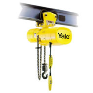 model kelc hook and lug mounted electric chain hoists