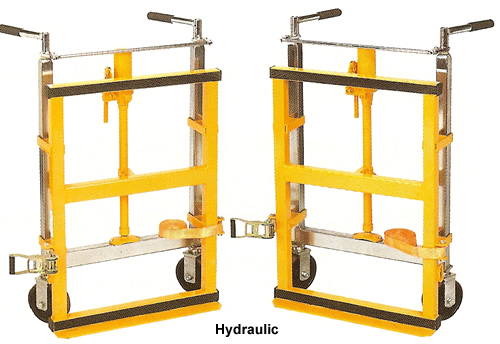 Sold In Pairs Only. Hydraulic Furniture Movers