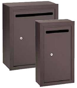 Letter Boxes, Aluminum Letter Boxes, Drop Box, Mail Drop