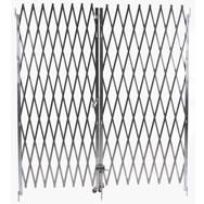 heavy tuy steel folding gates pairs