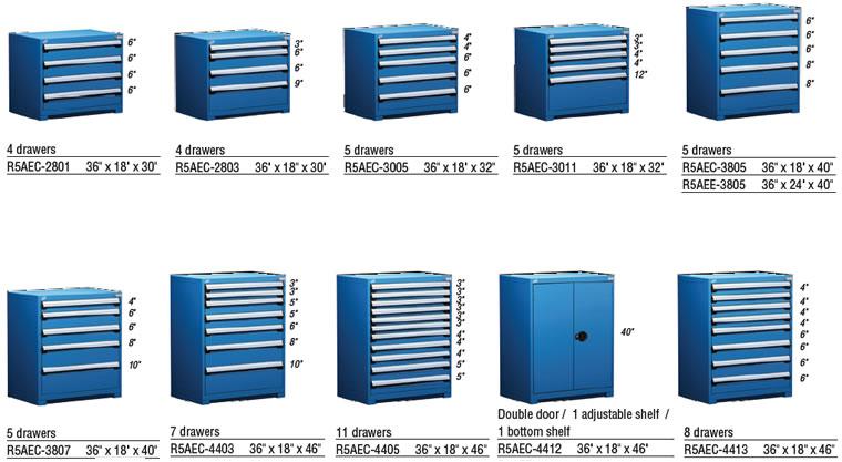Drawer Cabinets, Drawer Storage Cabinets, Modular Drawer Storage System