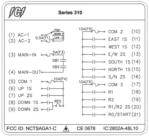 series_310_wiring_diagram Radio Control Wiring Diagram on delco electronics, delco car, ford mustang, ford explorer, ford f250, bmw e36, ford expedition, pontiac grand prix, gm delco,