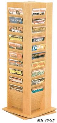 Magazine Rack For Office
