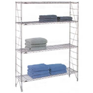 regular erecta shelving