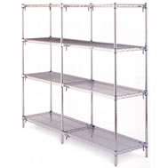 super adjustable super erecta shelving