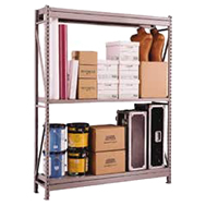 wide span shelving units