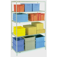 intermetro super erecta shelving system