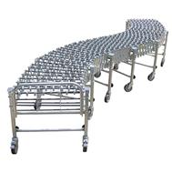 gravity conveyor extendable