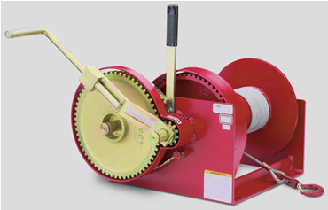 Hand Operated Winches, Thern Winch, Winch, Winches