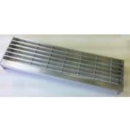 Metal Stair Treads Bar Grating Treads Diamond Plate