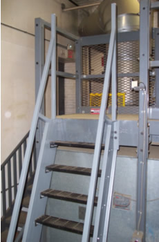 Ships Ladder 60 176 Ibc Design Hatch Access Roof Access