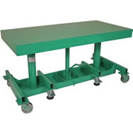 stn and st series lift tables