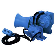 pneumatic winch hoist